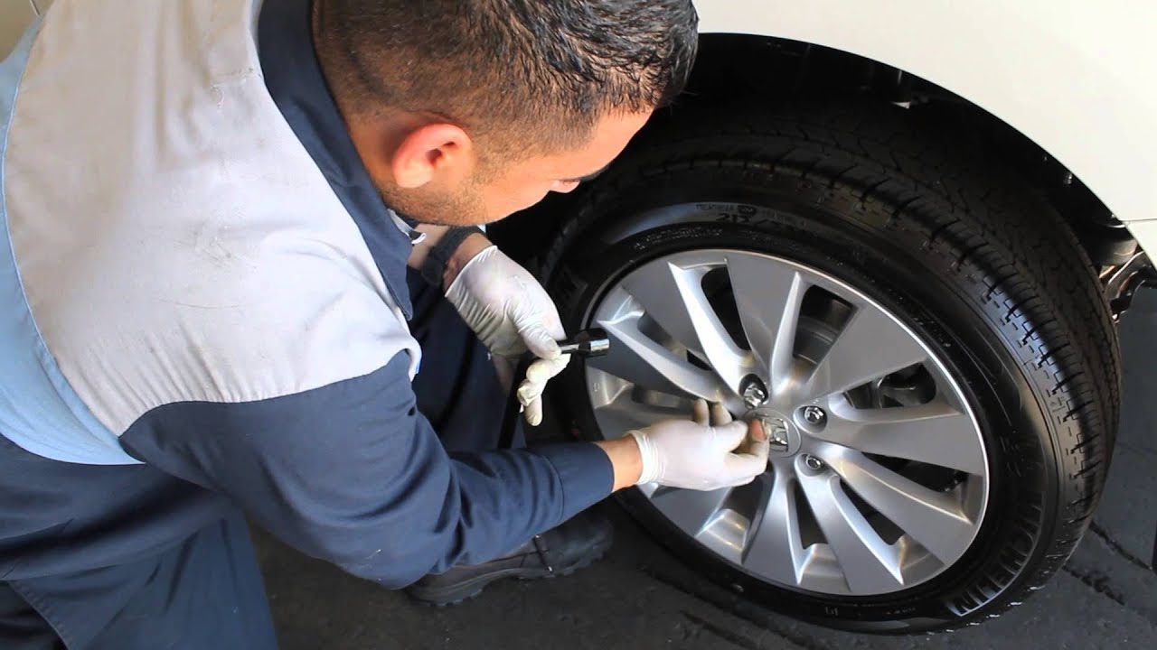 Tip Under 7 Minute Guide On How To Change A Flat Tire