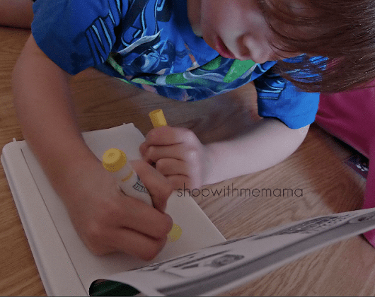 Crayola: Spark Some Creativity This Summer! (Review & Giveaway)