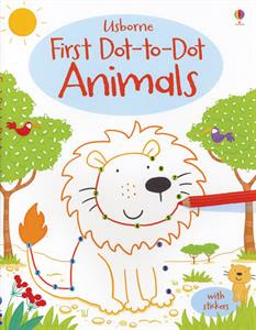 Picture of First Dot-to-Dot Animals