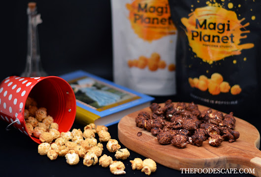 MAGI PLANET Popcorn Indonesia Grand Launching Event, Jakarta - FOOD ESCAPE: INDONESIAN FOOD BLOG