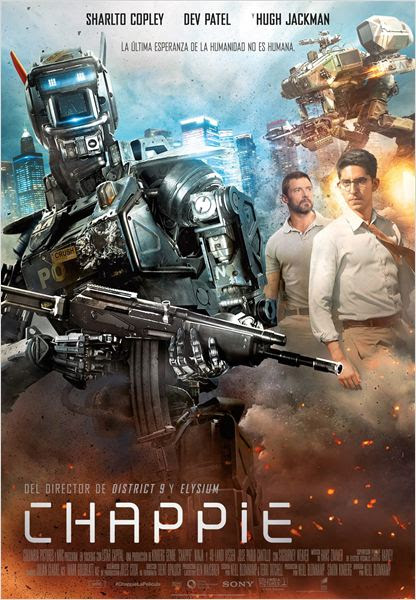 Chappie : Cartel