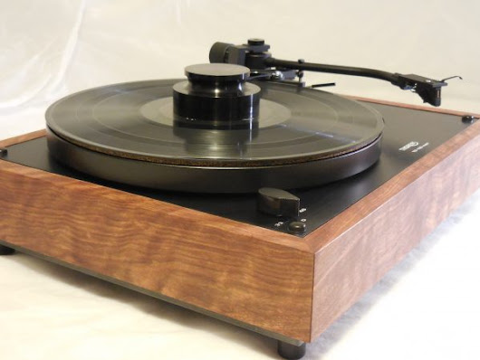 Custom Thorens TD-160 Super Reproduction, Midnight Edition (ME), Jelco 750DB arm, Caribbean Rosewood Plinth - AR Turntable Vinyl Nirvana Acoustic Research Merrill Thorens TD 160 For Sale