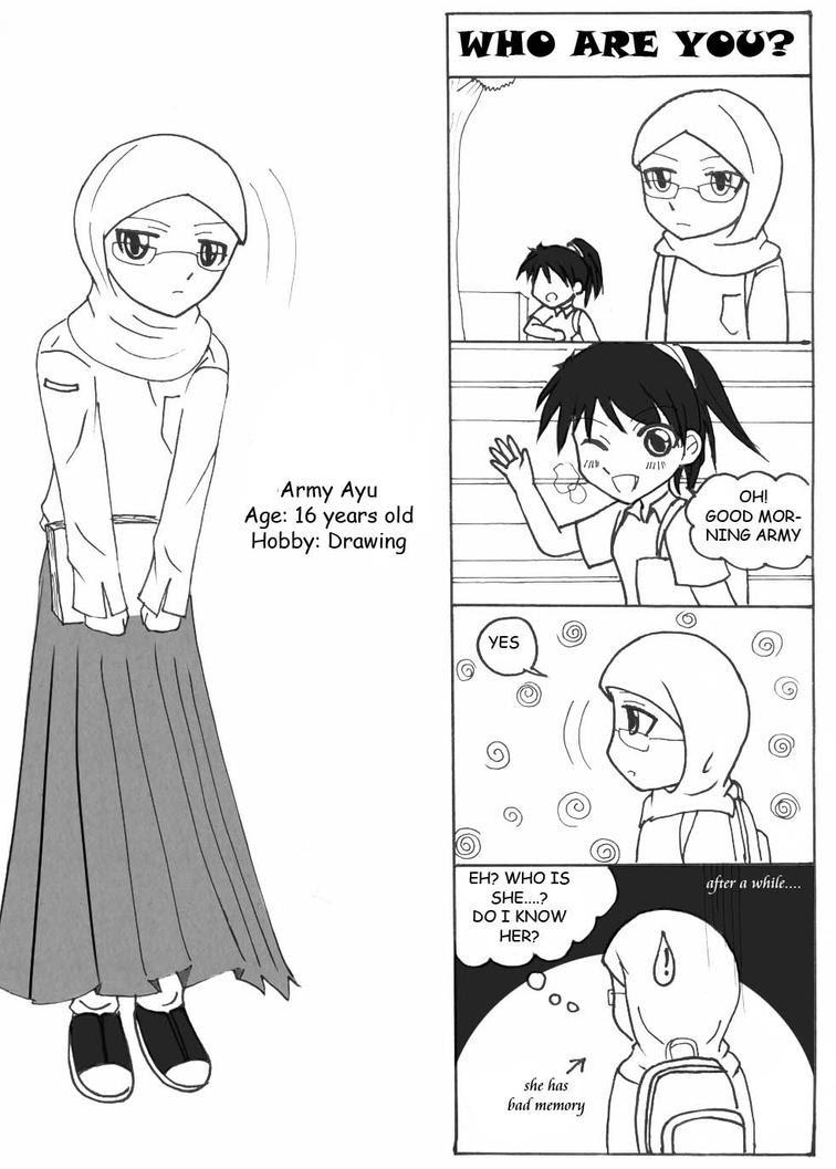 Komik  Daily Life page 1 by SeidooReiki on deviantART
