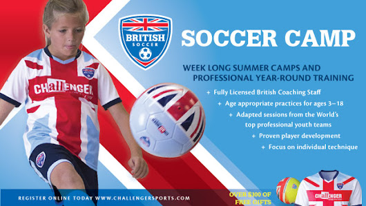 Summer Camp: British Soccer Camp