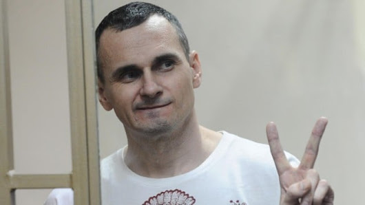 Russian court jails Ukrainian film-maker for 20 years over terror offences | World news | The Guardian