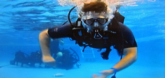 Testing the Waters of Scuba Diving - Traveling Gishi