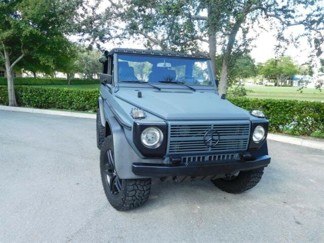 1990 MERCEDES G WAGON GD 250 WOLF NEW RESTORATION LOW ...