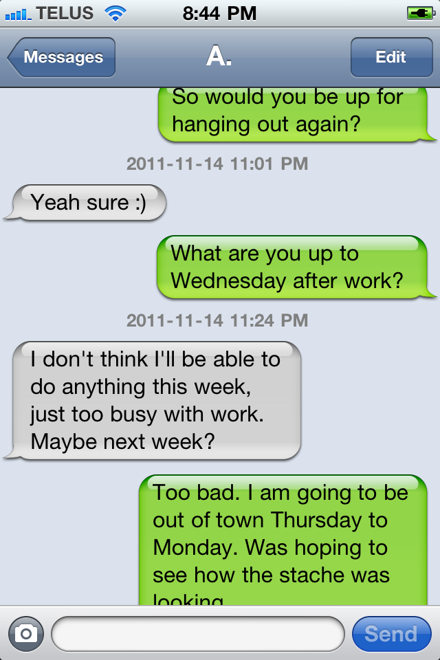 Dirty Flirty Text Messages Examples | Funny Screensavers