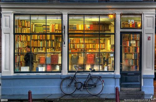 llibreria - bookstore - Amsterdam - HDR por MorBCN
