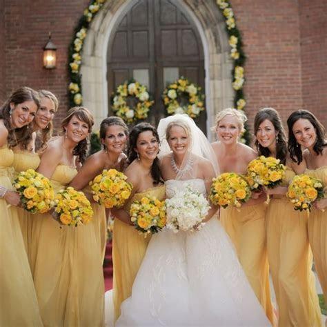 7 Fall Wedding Colors For Bridesmaid Dresses   fashionsy.com