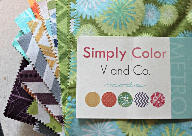 Simply Color  for Picnic Quilts!