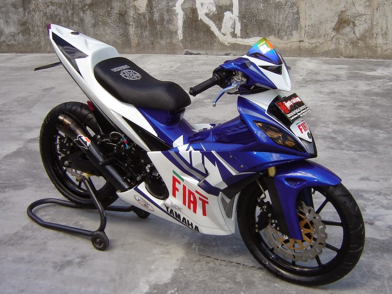 MODIFIKASI MOTOR TUA 02 17 16