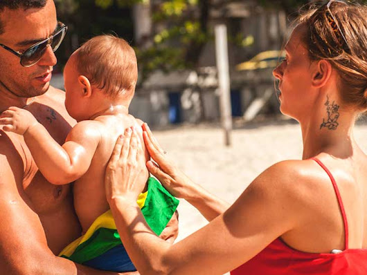 Slathering Kids in Sunscreen Cuts Their Melanoma Risk by 40%