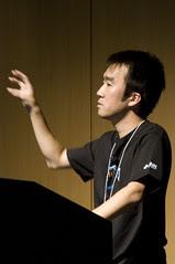 荻布 真也さん, 1-M-1 Java SE 6 Update 10 and Deployment, Sun Tech Days 2008 in Tokyo Day1, 2008.12.02