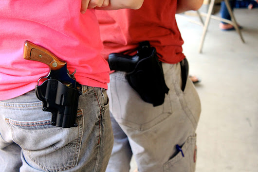 Some Do's and Dont's With the New Texas Open Carry Law