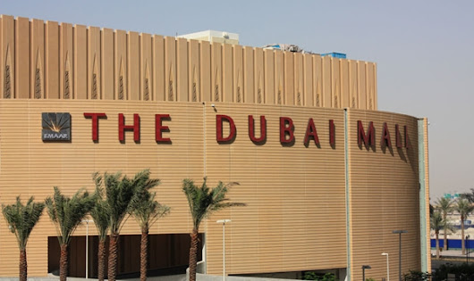 Dubai Mall Has Become the World's Most-Visited Destination