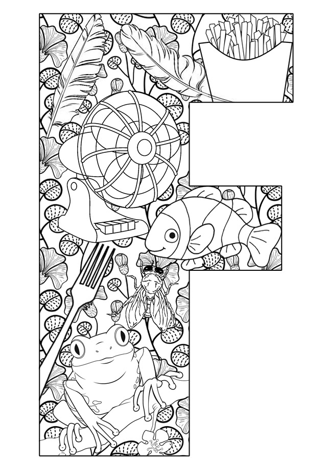 Animal Alphabet Letter C Coloring Pages Projects To Try Pinterest Alphabet Letters Animal