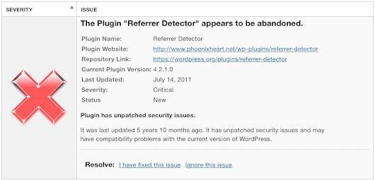 New in Wordfence 6.3.11: Abandoned and Removed Plugin Alerts