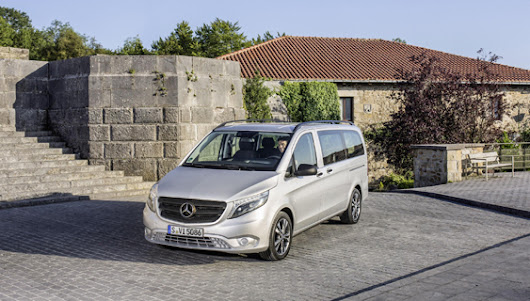 Mercedes Benz Vito Tourer – Car Review by Liam Bird