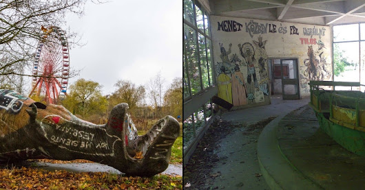 10+ Haunted/Abandoned Theme Parks Around the World