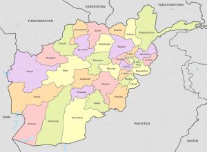 Templateafghanistan Imagemap Location Map Scheme