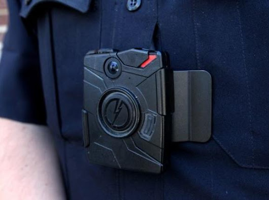 With New Fed Grant, TPD Working On Rolling Out Body Cameras To Officers