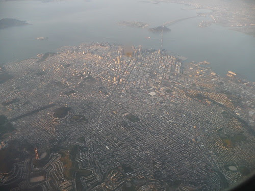San Francisco Aerial Photo