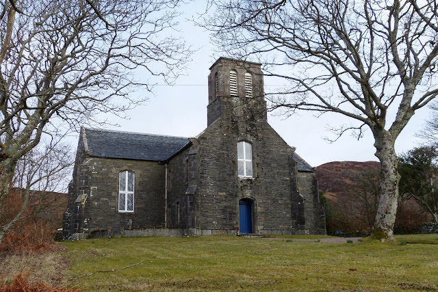 Ardnamurchan Church Building Project