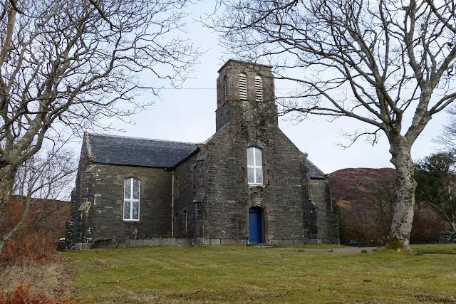 Ardnamurchan Church Building Project