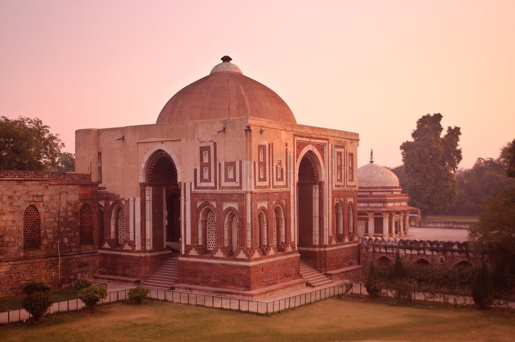 Don at Qutub Minar