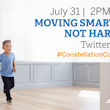 Moving Smarter, Not Harder Twitter Party 7/31 - Don't Miss It! - Strange Daze Indeed