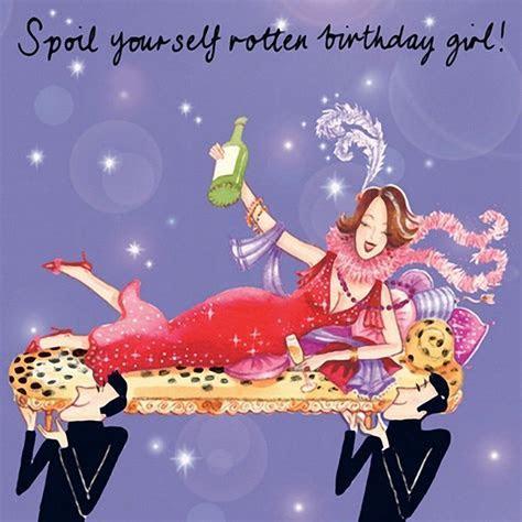 Spoil yourself :)   Happy bithday   Happy 50th birthday