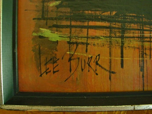 Lee Burr Paintings For Sale