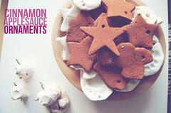 DIY Clay Cinnamon Applesauce Ornaments for Christmas Kids Amy_Renea A_Nest_for_All_seasonstitle
