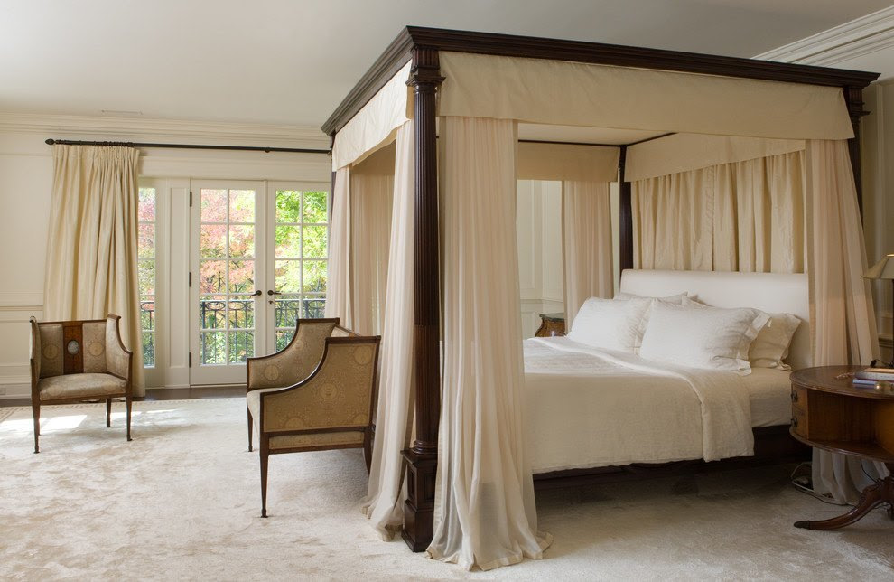 iElegant Canopy Bedsi For Sophisticated Bedrooms