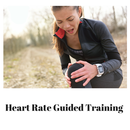 5 Reasons Why You Should Be Using Heart Rate Guided Training