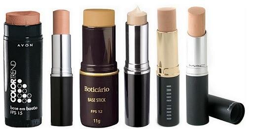 484723 Como escolher base para cada tipo de pele Como escolher base para cada tipo de pele