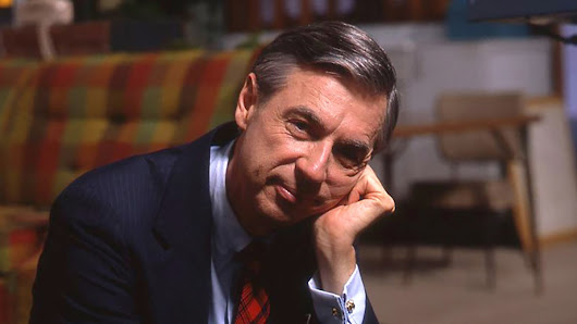 Love Thy Neighbor as Mister Rogers Did
