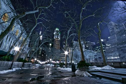 Tim Burton's New York por wilsonaxpe