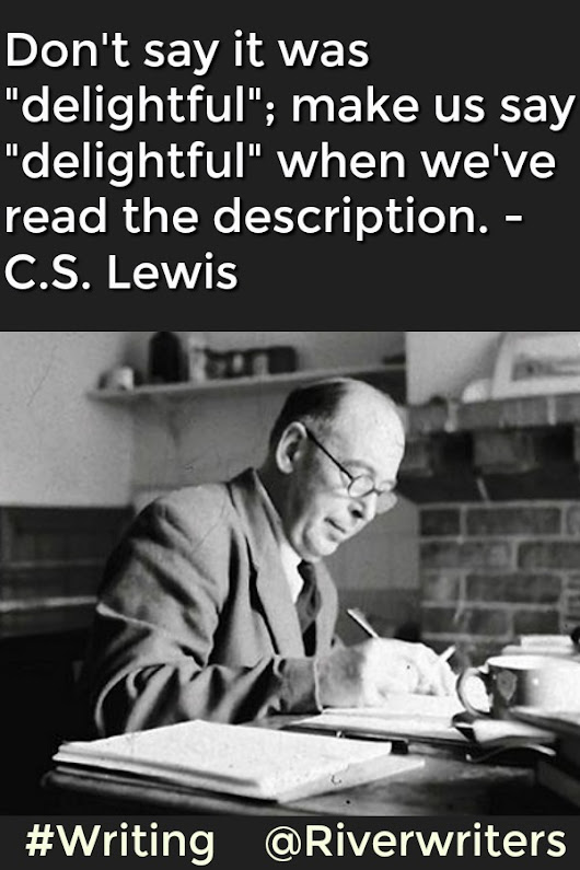 C.S. Lewis on Writing Well - ChaseAthompson.com