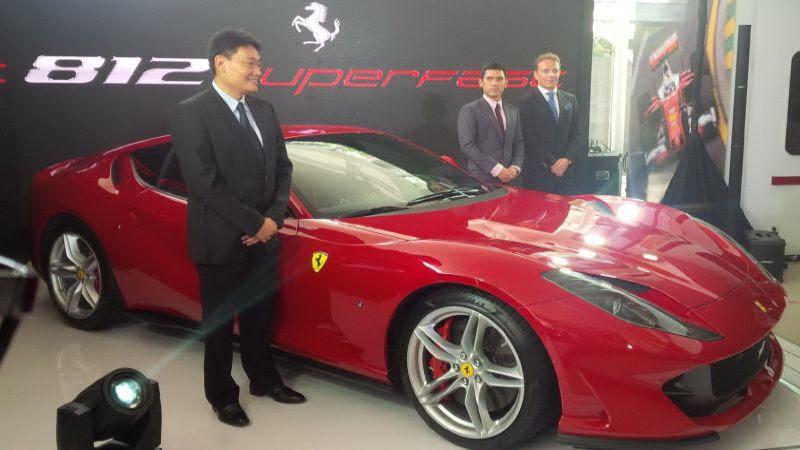 Nih Negara yang 'Disambangi' Mobil Tercepat Ferrari ...