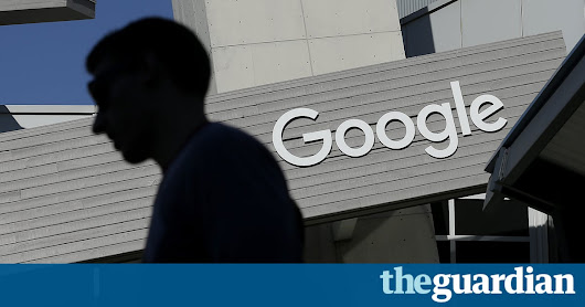Google employee fired over diversity row considers legal action | Technology | The Guardian