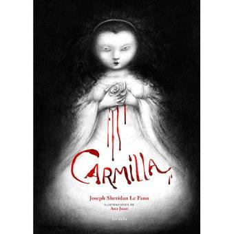 Resultat d'imatges de carmilla libro siruela