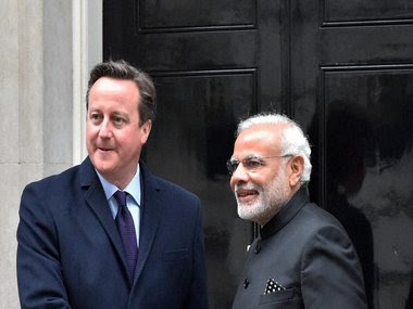 Outcomes of UK visit of Prime Minister Narendra Modi