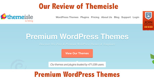 Themeisle Premium WordPress Review: A Pirates Adventure