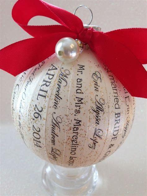 Best 25  First christmas married ideas on Pinterest