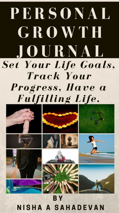Buy Our Personal Growth Journal & Get FREE Gifts - Learn2LiveFully