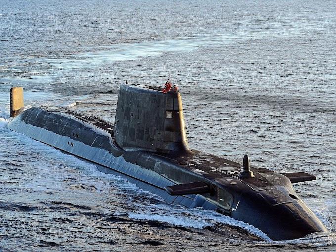 Reino Unido confirma novo projeto nuclear após EUA revelarem segredo britânico
