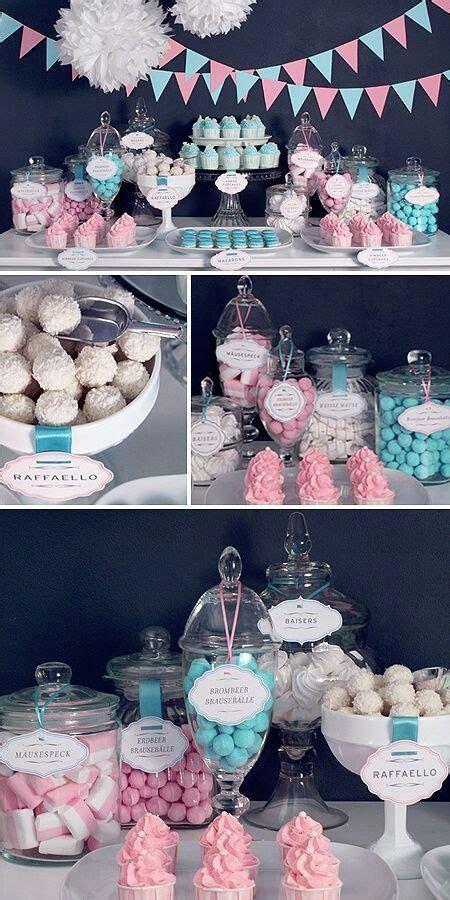 25  best ideas about Blue candy buffet on Pinterest   Blue