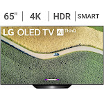 "LG B9 Series OLED65B9PUA - 65"" OLED Smart TV - 4K UltraHD"